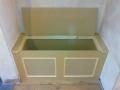 alcove storage box seat