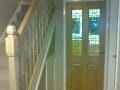 oak door balustrade